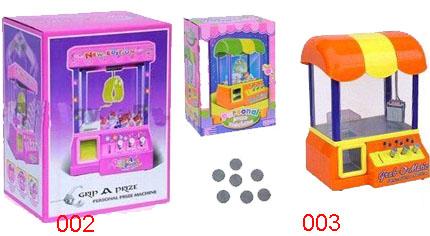 The Claw Candy Grabber Arcade Machine